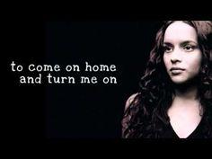 """ Turn Me On""  -norah jones"