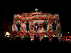 ▶ Guernica, Muro Di-Visione. La Notte dell'Opera 2013 a Macerata (by LuckyAssembler Vj)