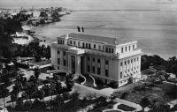 Dakar, le Palais du Gouverneur Général de l'Afrique Occidentale Française