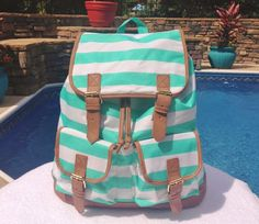 Hey, I found this really awesome Etsy listing at https://www.etsy.com/listing/237307897/new-back-to-school-2015-mint-stripe
