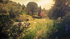 Leontinoi Archaeological sites Sicily