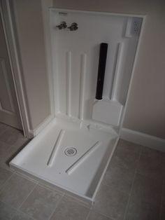 Washer trays