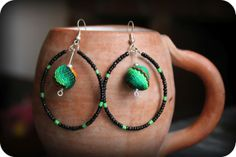 Peruvian Inspired Earrings Designed by KUSI