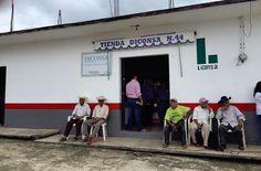 Diconsa garantiza abasto en  tiendas comunitarias de Oaxaca.