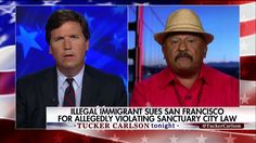 Tucker on SF's $190K Payout to Illegal Immigrant: 'You Shouldn't Pay a Criminal for Breaking the Law'