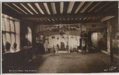 bradford yorkshire england bolling hall | ... Desc: Real Photo of the kitchen in Bolling Hall, Bradford, Yorkshire