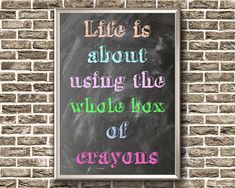 Items similar to Kids Room Decor Playroom Quotes, Nursery Quotes, Nursery Wall Art, Childrens Wall Art, Color Quotes, Classroom Posters, Motivational Posters, Quotes For Kids, Printable Wall Art