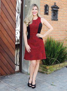 Blog da Patty Pessutti: Look do Dia - Kimika