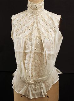 Shirtwaist- Seperate blouses that displayed features like the bodices of dresses.