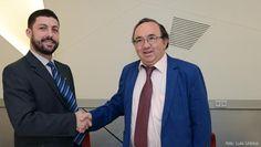 Acuerdo para colaborar en las actividades de las junior empresa http://www.um.es/actualidad/gabinete-prensa.php?accion=vernota&idnota=45681