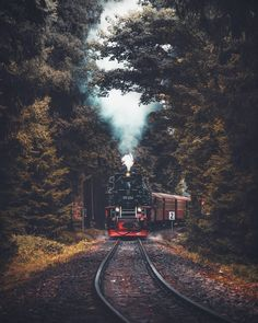 have you ever visited the Harz mountains? have you ever visited the Harz mountains? Artsy Photos, Cool Photos, Landscape Photography, Nature Photography, Inspiring Photography, Train Wallpaper, Black Forest Germany, Germany Photography, Beautiful Roads