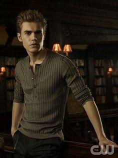 Stefan Salvatore ★ Paul Wesley - The Vampire Diaries