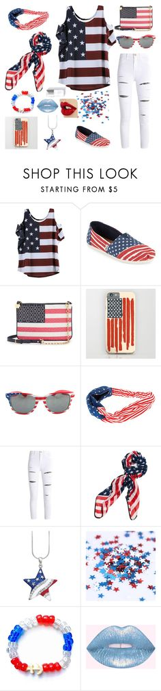 """""""Untitled #21"""" by eva-di on Polyvore featuring TOMS, Draper James and Couture Colour"""