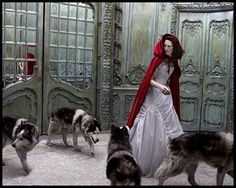 Little Red Riding Hood by Eugenio Recuenco for Vogue Espana, 2003