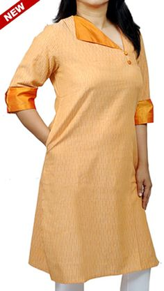 Unique Pattern Kurta For Women