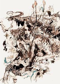 Akiya Kageichi Art Inspo, Amazing Art, Pop Art, Concept Art, Illustration Art, Art Illustrations, Vintage World Maps, Street Art, Retro