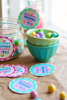 *Freebie* Easter Printables | FamilyFreshCooking.com