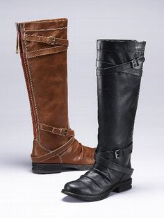 Madden Girl Zerge Back-zip Riding Boot #VictoriasSecret http://www.victoriassecret.com/shoes/most-wanted-boots/zerge-back-zip-riding-boot-madden-girl?ProductID=70726=OLS?cm_mmc=pinterest-_-product-_-x-_-x