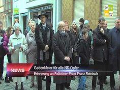 """Aktion """"Stolpersteine"""" in Vallendar - Gedenken an jüdische Mitbürger und P. Franz Reinisch"""