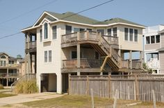 Nags Head Vacation Rental: The Great Escape 233 |  Outer Banks Rentals