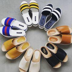 Rotation.  Circle of platform sandals #platform #platformsandals #fyvfyv #rotation #wardrobe #shopaholic #shoes #pickoftheday @fyvfyv