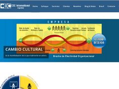 Sitio Web www.cecinter.com.ar