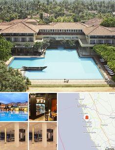 O hotel fica a cerca de 76 km do Aeroporto Internacional Bandaranaike.