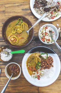 Moqueca at Bodeguita Restaurante Lanchonete on Morro de São Paulo | heneedsfood.com