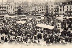 Ontdek een schat aan antiek, brocante en vintage op grootste braderie van West-Europa in Lille