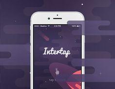 #UI/UX Intertap Game Conception