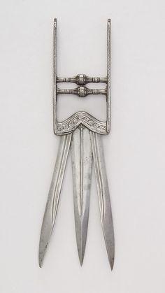 Dagger (Katar) | East Indian | The Metropolitan Museum of Art