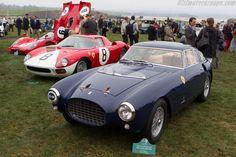 1953 Ferrari 250 MM Pinin Farina Berlinetta (s/n 0344MM - 2013 Pebble Beach Concours d'Elegance)