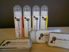 Natural lip balm made in Wisconsin.  This  is awesome!! You should try it!   http://pm-lip-balm.com/Home_Page.php