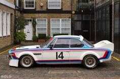 1970 BMW 3.0 CSL Group 2 Spec