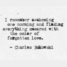 Bewhiskered Bukowski