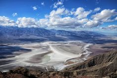 Death Valley at Dante's View.