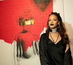 Rihanna's 'Anti' & 'Work' Blast Onto Billboard Charts Rihanna News, Rihanna Photos, Black Hair Magazine, Black Weave, Black Lips, African American Hairstyles, She Song, Billboard, Album Covers