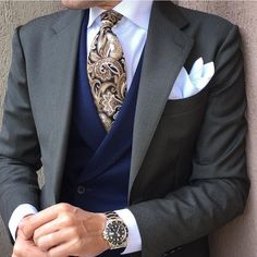 Great Ensemble; and that Tie!
