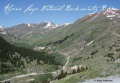 Alpine Loop, Colorado ~ Four wheel drive roads that connect Lake City, Ouray & Silverton, Colorado