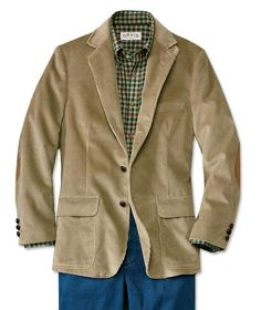 Just found this Mens Corduroy Blazer - Country Corduroy Sport Jacket%26%23151%3bwith S-T-R-E-T-C-H -- Orvis on Orvis.com!