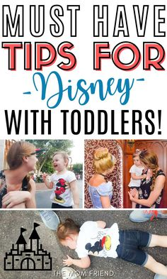 Planning a trip to Disney? Bringing a toddler? Here are the best tips and tricks for Disney with a toddler. Whether you're traveling to Disney World or Disneyland, these Disney hacks are a must-read before you plan your trip. These tips will make your trip to Disney with toddlers memorable and fun! Disney Travel, Disney Cruise Line, Disney Vacations, Traveling With Baby, Travel With Kids, Disney Tips, Walt Disney, Strollers At Disney World, Disney With A Toddler