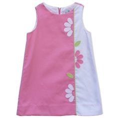 """diy_crafts-Florence Eiseman Pink Pincord Dress Megan has this one Mom! """"Florence Eiseman Pink Pincord Dress and I carry Florence Eiseman fabric! Dresses Kids Girl, Little Girl Dresses, Kids Outfits, Sewing Kids Clothes, Baby Sewing, Baby Dress Design, Baby Dress Patterns, Sewing Patterns, Kids Frocks"""