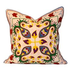 I pinned this Aruya Pillow from the Moroccan Flair event at Joss and Main!