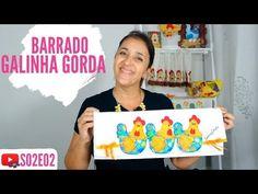 Alciana Rossi ensina montar um jogo americano com Decore fix e as reguas da Isamara Custódio. - YouTube