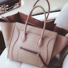 bag, fashion, and celine Bild