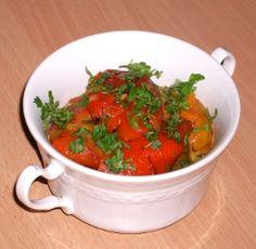 Mancare indiana de Ardei copti Indiana, Indian Food Recipes, Ethnic Recipes, Salsa, Mexican, Salsa Music, Restaurant Salsa, Mexicans, Indian Recipes