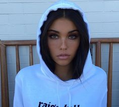 Madison Beer makeup