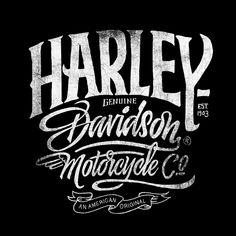 Illustrations T-shirt for Harley-Davidson Motorcycles Harley Davidson Logo, Harley Davidson Kunst, Harley Davidson Images, Harley Davidson Tattoos, Harley Davidson Wallpaper, Harley Davidson Road Glide, Harley Davidson Chopper, Harley Davidson Motorcycles, Triumph Motorcycles