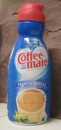 Coffee Mate. Make your own!!!  Cha-ching!  No more overpriced creamer purchases for me!