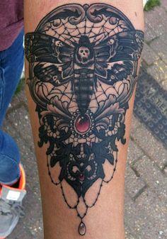 Tattoo Artist - Pete The Thief - tattoo